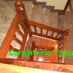 barandilla madera 4   Carpinteria Fajusa en Guadalajara