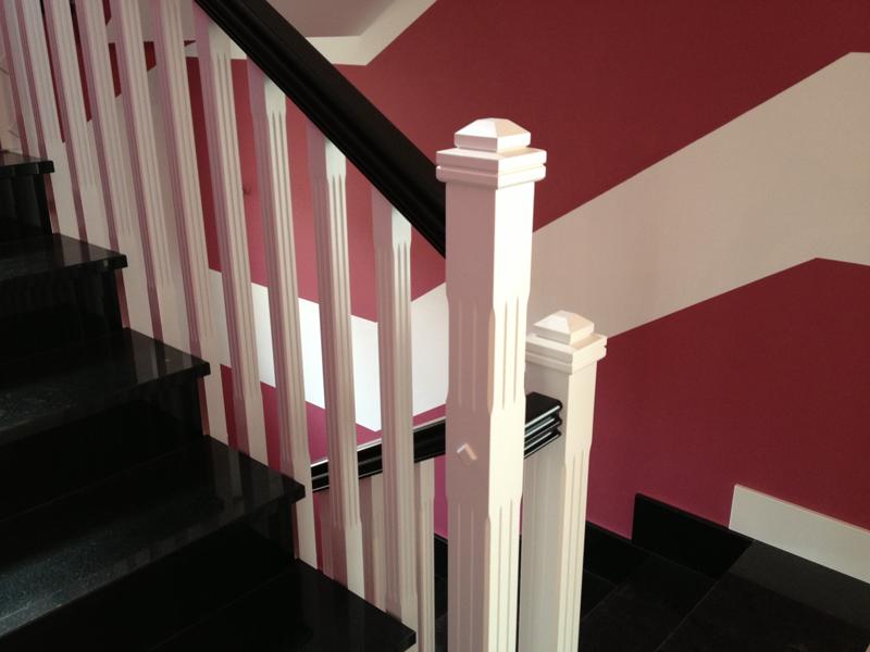 Barandillas y escaleras haya carpinteria guadalajara - Barandillas de escaleras ...